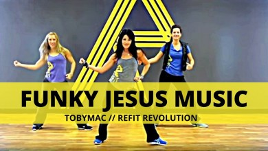 "Photo of ""Funky Jesus Music""    TobyMac    Dance Fitness    REFIT® Revolution"