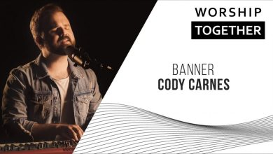 Photo of Banner // Cody Carnes // New Song Cafe