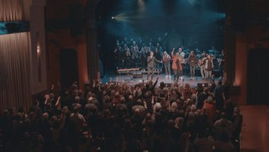 """Photo of """"Ain't No Grave / Alive Forever Amen"""" // Travis Cottrell feat. Elicia Brown // Live"""