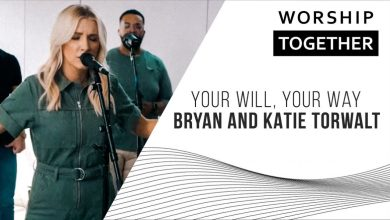 Photo of Your Will, Your Way // Bryan and Katie Torwalt // New Song Cafe