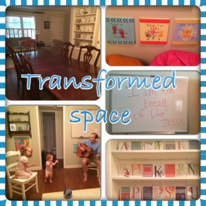 Transformed Space