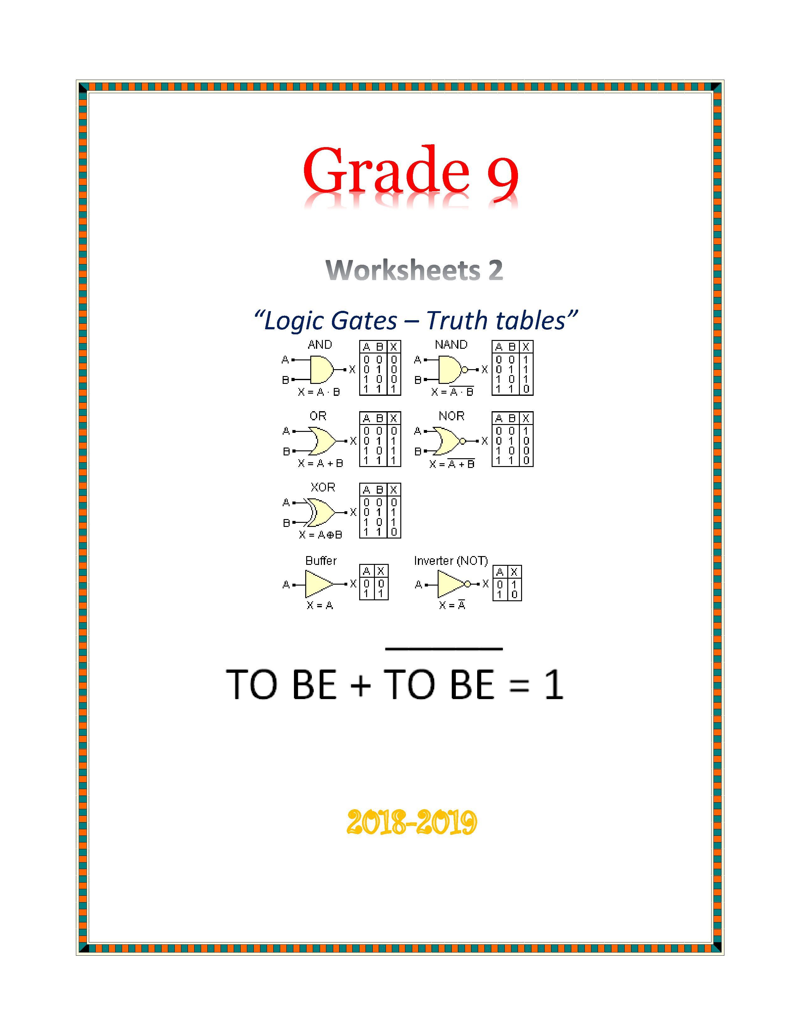 B18 Logic Gates
