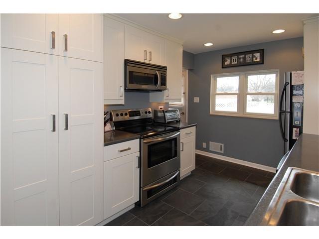 Post renovation kitchen. I LOVED this kitchen!