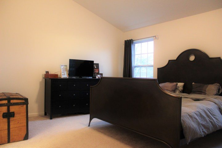 Our Corner of the World Blog | Master bedroom baby steps