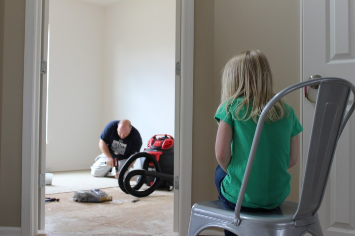Our Corner of the World Blog | Operation mudroom