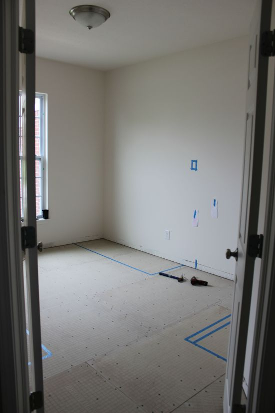 Our Corner of the World Blog | Operation Mudroom - One Room Challenge week 2
