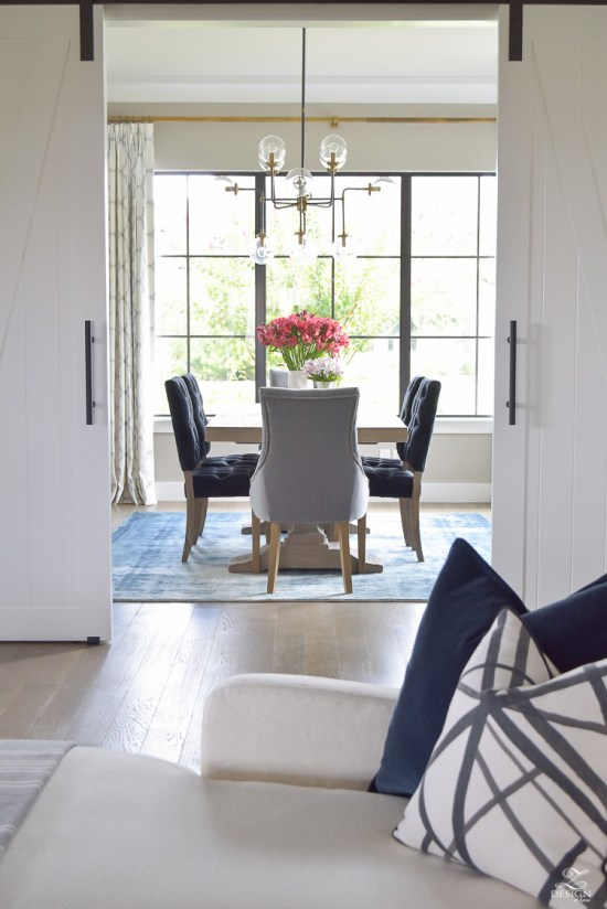 Our Corner of the World Blog | Friday Fun Links - Dining Room by Z Design at Home