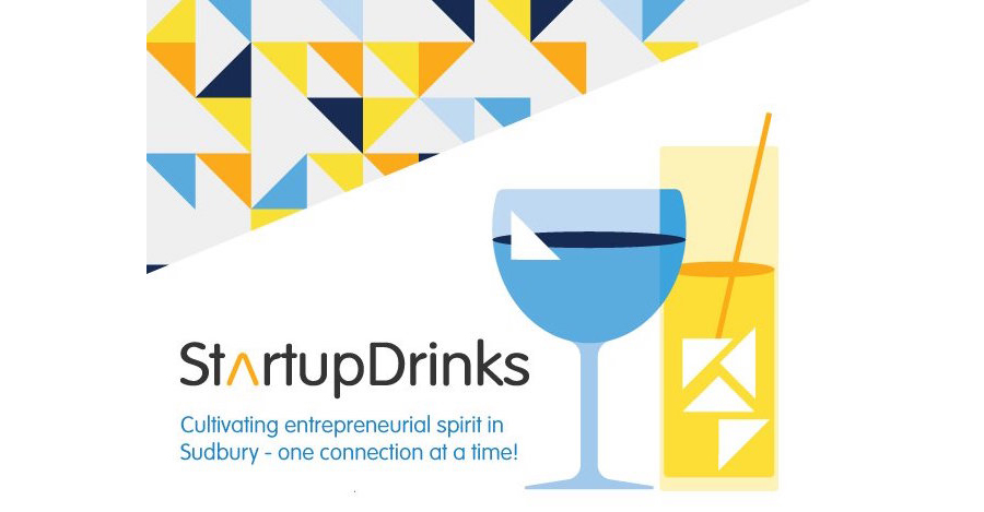 Join Sudbury's entrepreneurs for Startup Drinks!