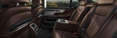 2016-BMW-7-series M-Sport  Interior