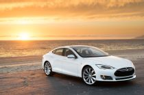 Used Tesla Model S Purchased with Bitcoins in California