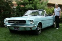 Video: Buyer of First Ford Mustang Shares Her Story. What's Yours?