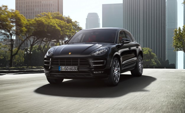 Porsche to Introduce Less-Expensive Four-Cylinder Macans