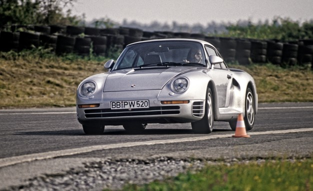 Engineering Change: Csaba Csere Recalls Testing the Iconic Porsche 959