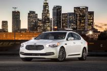 TOTD: What Will the 2015 Kia K900 be Cross-Shopped With?