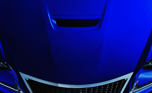Lexus to F Up Detroit Show with 2015 RC F Coupe [2014 Detroit Auto Show]