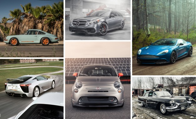 Year in Pictures: Our 24 Hottest Car Photos of 2013