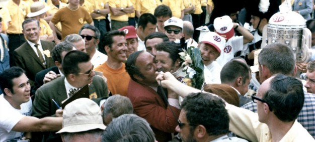 Mr. 500 Crosses The Finish Line: Andy Granatelli 1923–2013