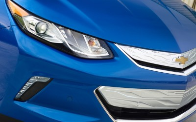 Chevy Volt Increases Range
