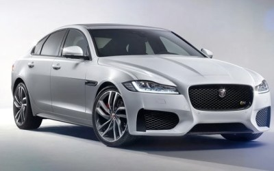2016 Jaguar XF Series