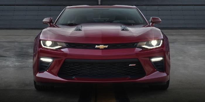 2016 Camaro sets new Benchmarks