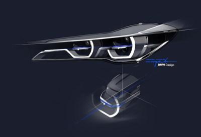2016-BMW-7-laser-light-drawing