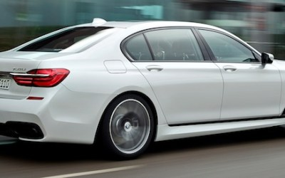 2016 BMW 7-Series Technical Details