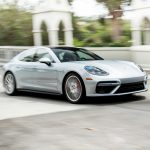 2017 Porsche Panamera Turbo – Instrumented Test