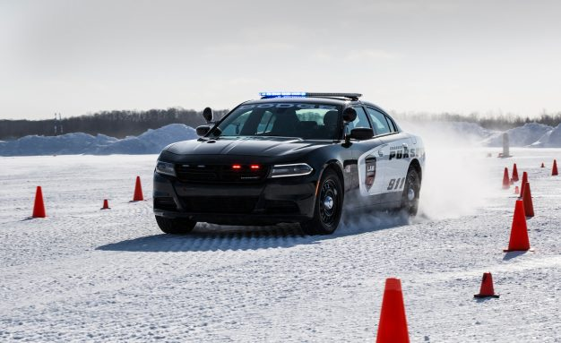 Dodge Charger Pursuit Has the Cops' Backs