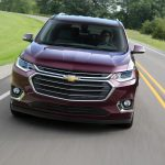 2018 Chevrolet Traverse – First Drive Review