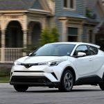 2018 Toyota C-HR – Instrumented Test