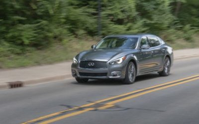 2017 Infiniti Q70L 5.6 AWD Tested: Great Expectations