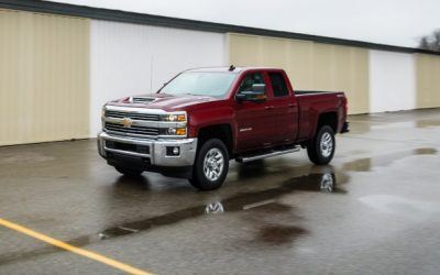 2018 Silverado 2500HD / 3500HD In-Depth Review: These Muscular Monsters Can Handle Any Job
