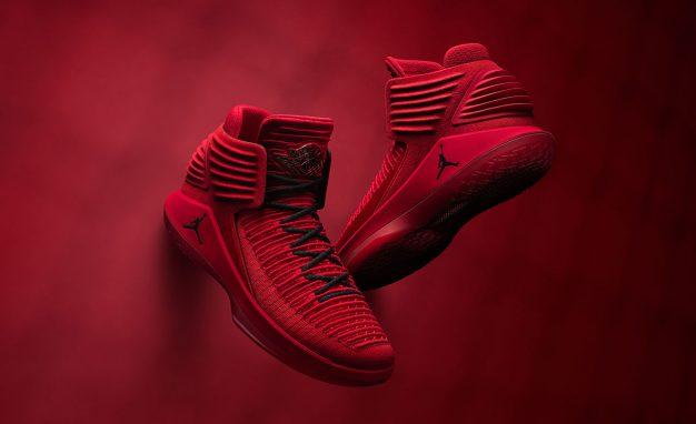 Ferraris for Your Feet: Nike Air Jordan XXXII Launches in Rosso Corsa