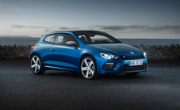 The 'Roc Has Stopped: A Brief History of the Now Dead Volkswagen Scirocco