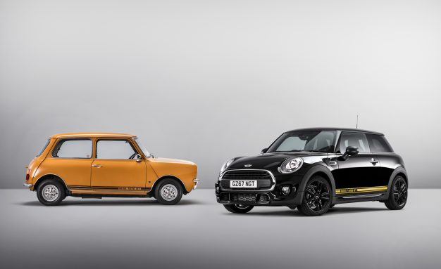 Mini 1499GT: Limited Edition Exploits Classic '70s History
