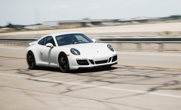 2017 Porsche 911 Carrera GTS PDK Automatic Tested: Ace of the Deck