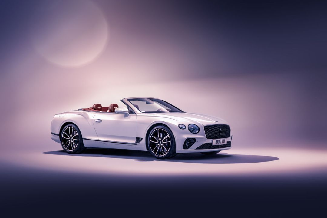 Bentley Continental GT Convertible 29