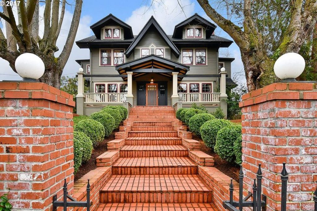 $1 million house