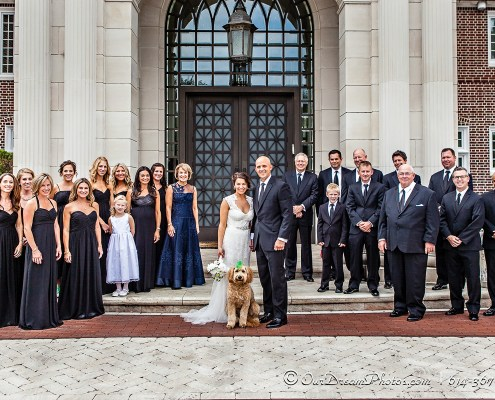The wedding & reception of Jamie Goldach and Jeremy Hinesman photographed Saturday, August 9, 2014. (© James D. DeCamp   http://OurDreamPhotos.com   614-367-6366)