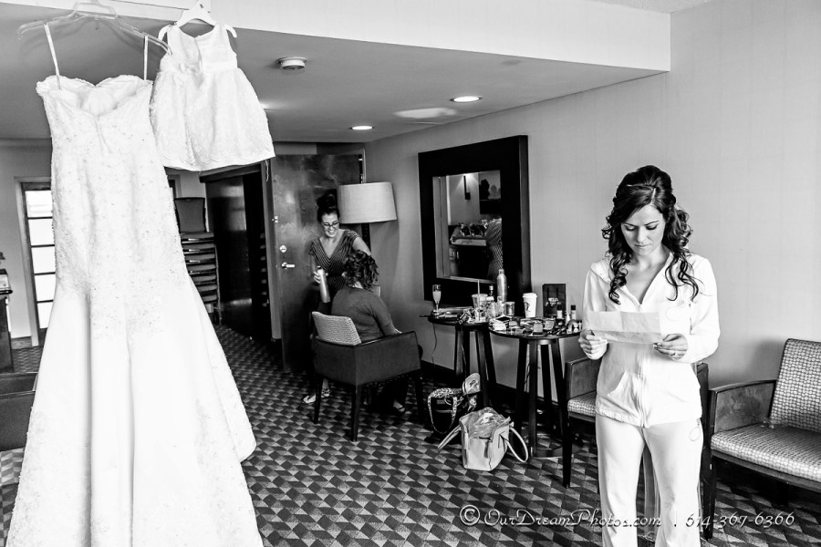 The wedding and reception of Jody Shepherd and Bret Schueneman photographed Saturday, August 29, 2015 at the Embassy Suites Columbus. (© Abigail L. Grove | http://OurDreamPhotos.com | 614-367-6366)