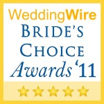 2011 Wedding Wire Brides Choice Award