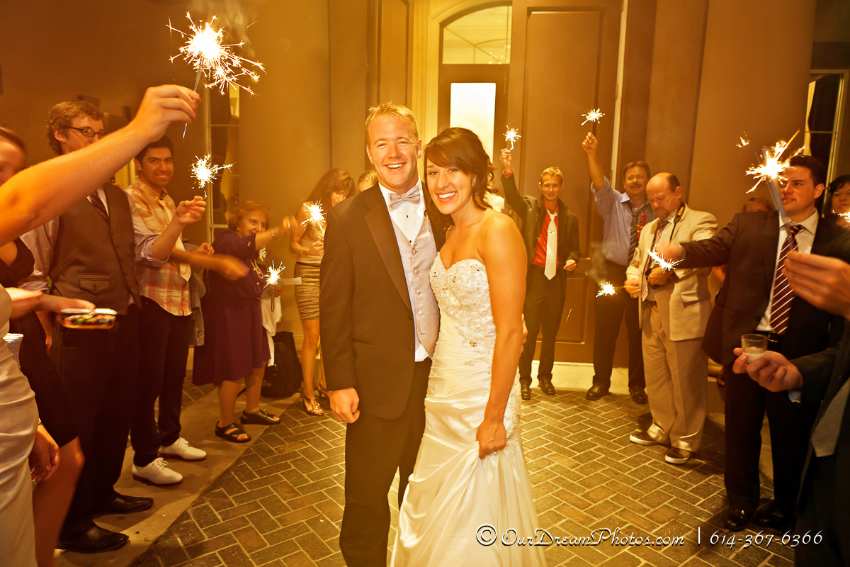 The wedding and reception of Lauren Stets and Andrew LaFollette Saturday August 20, 2011 with the wedding ceremony held at the Central College Presbyterian Church and reception at the Winding Hollow Country Club. (© James D. DeCamp | http://OurDreamPhotos.com | 614-367-6366)