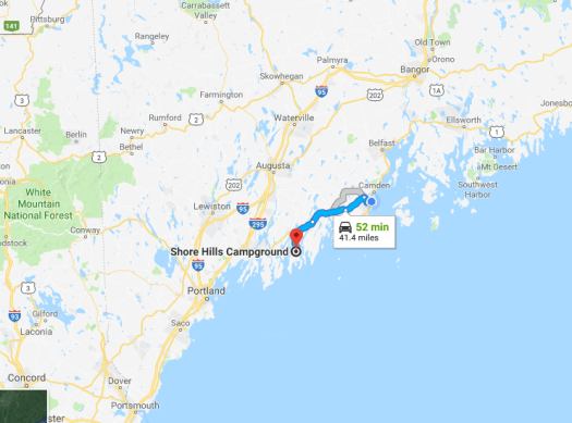 Penobscot Bay Area Rockland Rockport Camden Maine Our Epic Rv