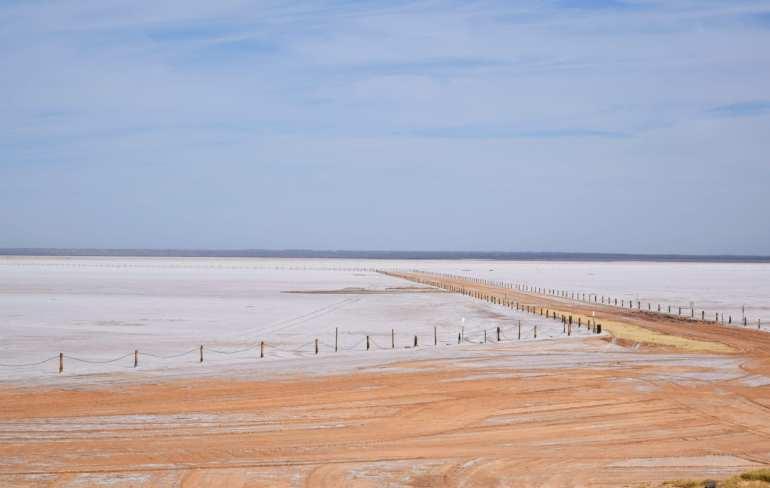Great Salt Plains, Oklahoma
