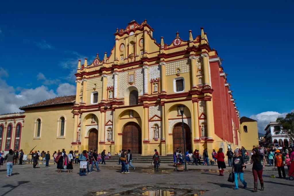 2 Weeks in Mexico Backpacking Route: San Cristobal de las Casas