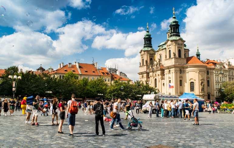 Old Square Prague, Czech Republic