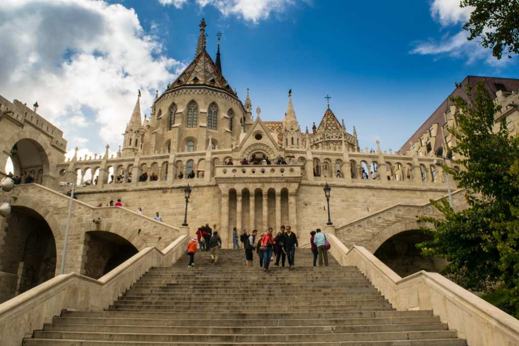 Buda or Pest: The Best Place to Stay in Budapest--Fisherman's Bastion