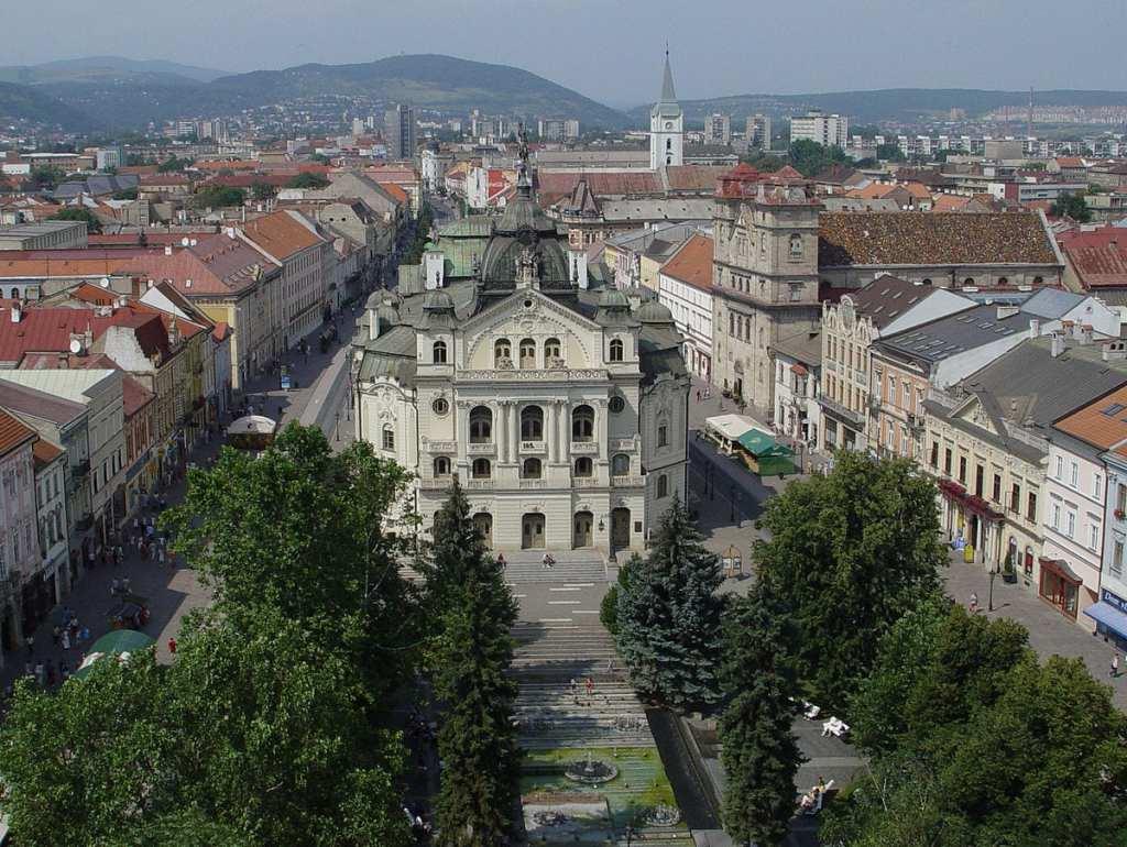 Affordable European Getaways -- Kosice, Slovakia