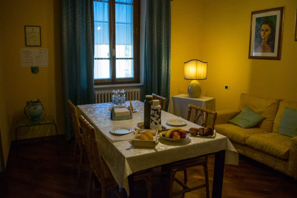 Weekend in Arezzo: Things to Do in Arezzo, B & B Tarussio
