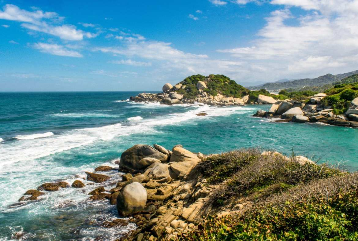 What to Pack for Colombia: Tayrona National Park Beach